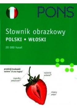 Słownik obrazkowy. Polski Włoski PONS