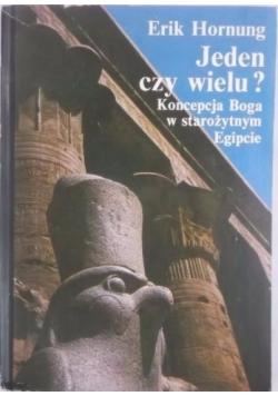 Jeden czy wielu? Koncepcja Boga w starożytnym Egipcie