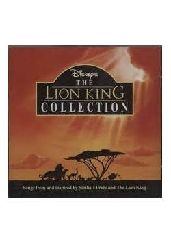 The Lion King Collection,DVD