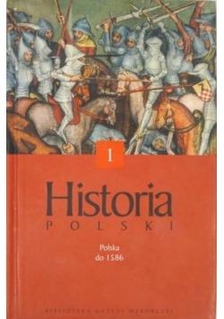 Historia Polski: Polska do 1586, t. I