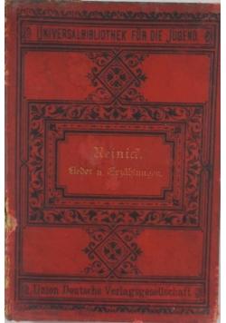 Lieder und orzahlungen, ok. 1950 r.