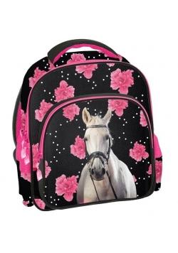 Plecak szkolny Horse 18-337HR PASO