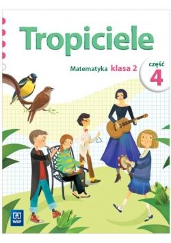 Tropiciele SP 2 Matematyka cz.4 WSiP