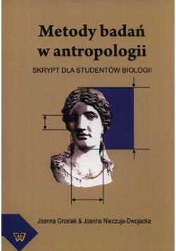 Metody badań w antropologii