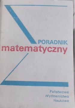 Poradnik matematyczny