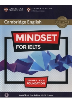 Mindset for IELTS Foundation Teachers Book + Audio