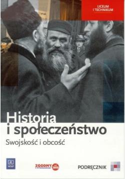 Historia i społeczeństwo LO podr. Swojskość...