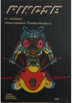 Fikcja,Nr. 37 - Lipiec, Sierpień, Wrzesień '86