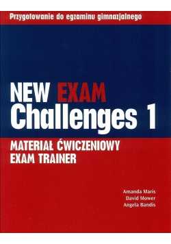 Exam Challenges New 1 Exam Trainer PEARSON