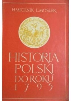 Historia Polski do roku 1795