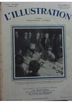 L`Illustration, numero 4 ,1930 r.