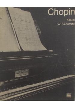 Chopin Album per pianoforte
