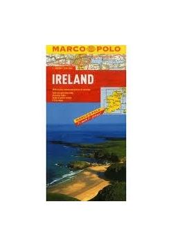 Ireland, mapa