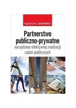 Partnerstwo publiczno-prywatne narzędziem...