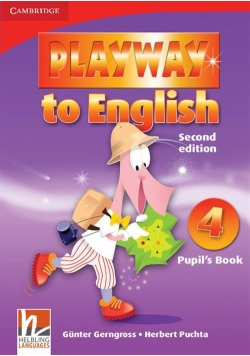 Playway to English 4 Pupil's Book