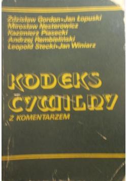 Kodeks cywilny z komentarzem