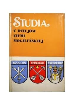 Studia z dziejów ziemi Mogileńskiej