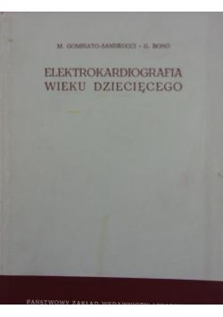 Elektrokardiografia wieku dziecięcego