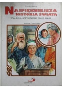 Najpiękniejsza historia świata. Ewangelia opowiedziana przez babcie.