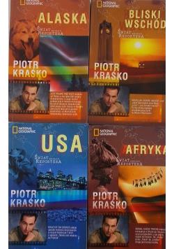 Afryka. Świat według reportera, zestaw 4 książek