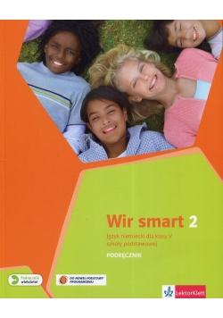 Wir Smart 2 klasa 5 Podręcznik wieloletni + CD