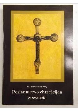 Posłannictwo chrześcijan w świecie
