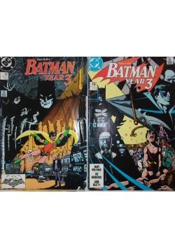 Batman  year 3, 2 części