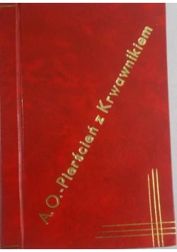 Pierścień a Krwawnikiem, 1938r