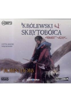 Królewski skrytobójca. Audiobook