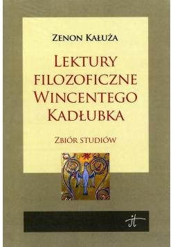 Lektury filozoficzne Wincentego Kadłubka