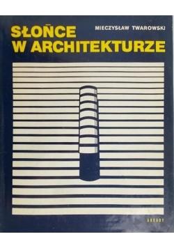 Słońce w architekturze