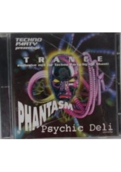 Trance. Phantasm, CD