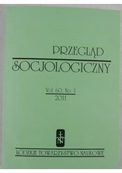 Przegląd socjologiczny Vol. 60, No. 1