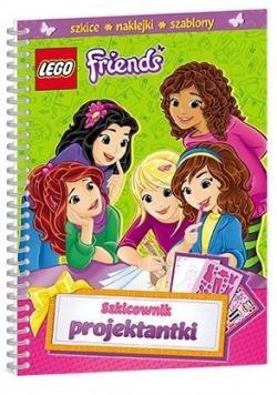 Szkicownik projektantki - LEGO ® Friends