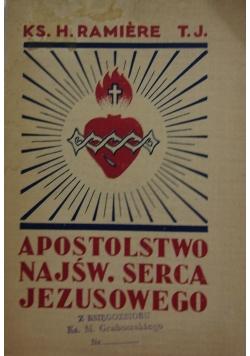 Apostolstwo Najświętszego Serca Jezusowego,1936r.