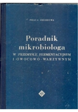 Poradnik mikrobiologa