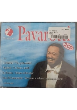 The world of Pavarotti.Płyta CD