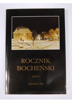 Rocznik Bocheński 1996, Tom IV