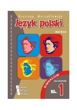 Język polski - testy GIM 1 CES