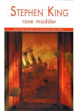 Rose Madder pocket w.2015