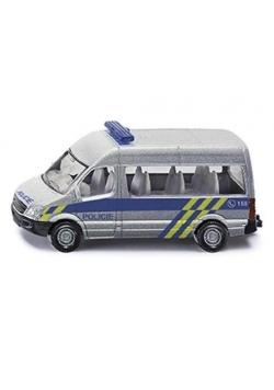 Siku 08 - Policyjny Van wer. polska S0806