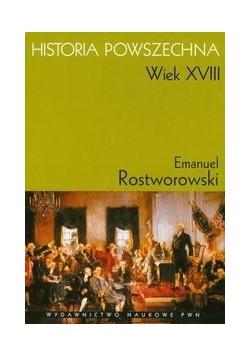 Historia Powszechna Wiek XVIII