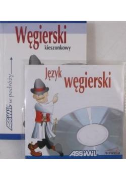 Węgierski kieszonkowy. Rozmówki + CD