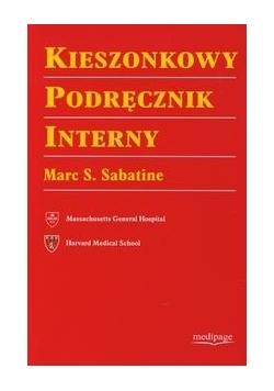 Kieszonkowy podręcznik interny