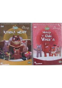 Randka Wendy/Wakacje w Głebi Vince'a, zestaw 2 płyt DVD