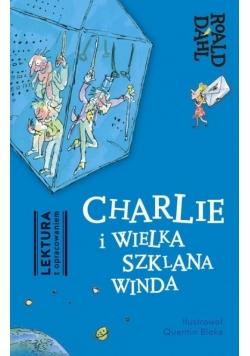 Charlie i Wielka Szklana Winda. Lektura z oprac.