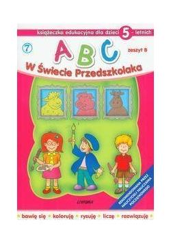 ABC w świecie przedszkolaka B/5 (7)  LIWONA