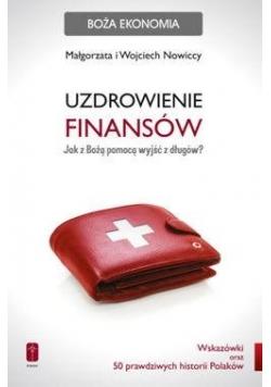 Uzdrowienie finansów