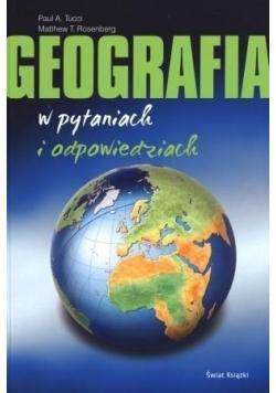Geografia w pytaniach i odpowiadziach