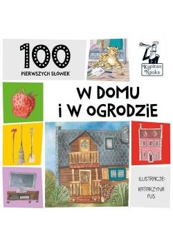 100 pierwszych słówek W domu i ogrodzie